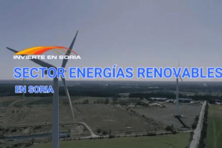 El sector de las energías renovables en Soria