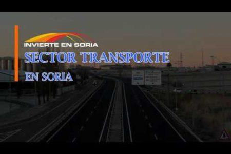 INVIERTE EN SORIA, SECTOR TRANSPORTE