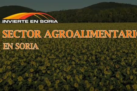 Invierte en Soria, sector agroalimentario
